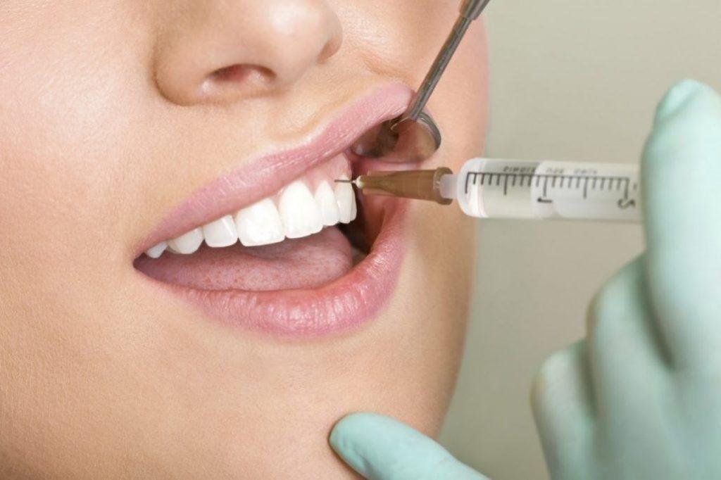 آمپول بی حسی دندان