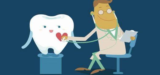 بیماریهای قلب و دندان